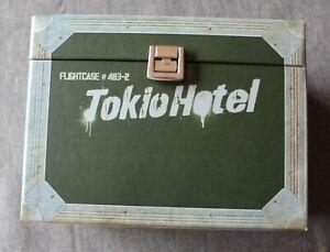 Tokio Hotel, Flightcase 483-2, 3 CD + DVD