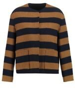 MAX MARA, REVERSIBLE  Wool Blend Jacket , Size 8 US, 10 GB, 38 DE, 42 IT