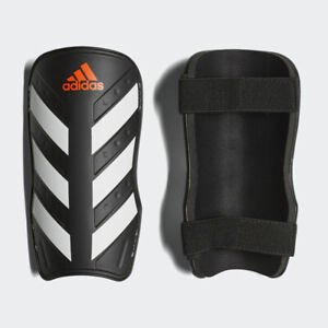 Adidas Boys Shin Pads Youths Guards Football Soccer Protection Lightweight