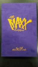 SIGNED The Maxx Maxximized, Vol. 1: Limited Edition HC Slipcase 175 Sam Keith