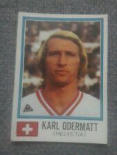 autocollant PANINI Sticker Figurine MUNCHEN 74 originale n°381 Karl Odermatt