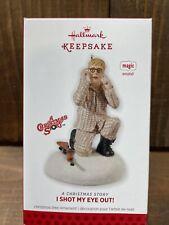 Hallmark Keepsake I Shot My Eye Out! A Christmas Story,Ralphie Parker Magic,2013