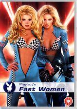 PLAYBOY'S FAST WOMEN DVD  REGION 2  ADULT INTEREST