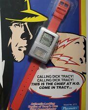 New listing 1990 Dick Tracy 2-Way Wristwatch Playmates Wrist Watch Moc