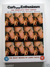 Curb Your Enthusiasm The Complete First Series  DVD 2003 2 discs - Region 1 USA