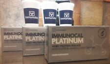 IMMUNOCAL PLATINUM 30PK. (3 BOXES)  by IMMUNOTEC 09/2019 FREE PRIORITY SHIPPING