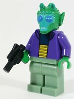 LEGO STAR WARS SENATOR ONACONDA FARR MINIFIGURE 8036 RODIAN - NEW GENUINE