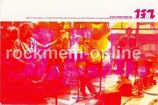 R.E.M. Fanclub Postcard Get Ready MTV Unplugged 2001