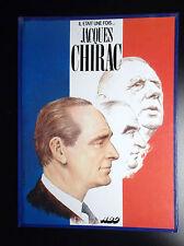 Il était une fois Jacques Chirac ABC 1988 TBE