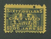 CANADA REVENUE OST31 USED