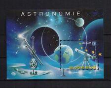 BLOK 167 europa astronomie postfris** 2008