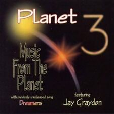Planet 3-Music from the planet Jay Graydon CD neuf emballage d'origine