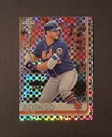2019 Topps Chrome XFractor Refractor Pete Alonso Rookie RC #204