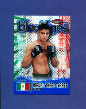 2012 TOPPS FINEST UFC BLOODLINES MMA MIGUEL ANGEL TORRES MEXICO 20/188