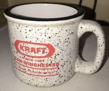 Kraft Team Winchester souvenir 15 year anniversary mug