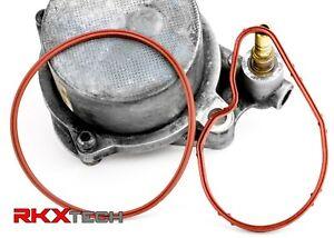 RKX 9-3 Vacuum Pump Reseal Rebuild Kit FOR SAAB 93 2.0L 2.0 T L 2.0T gasket seal