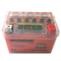 Wartungsfreie Gel Roller Batterie mit Selbsttest System 12V 4AH YTX4L-BS YB4LB