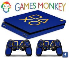 Skin PS4 SLIM - EDIZIONE LIMITATA - Cover Adesiva Vinile Lucido HD Playstation 4