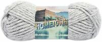 Lion Brand Hometown USA Yarn-Springfield Silver, 135-225