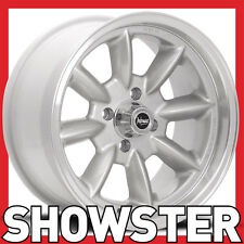 "13x7 13"" Performance Superlite wheels Ford Escort Cortina Capri drilled to order"
