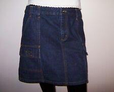 Women's DKNY Denim Mini Skirt - Size 4 -EUC