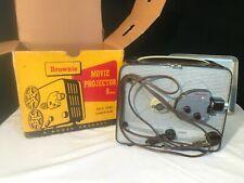 Kodak Brownie Movie Projector 8mm No 196 w/ Box