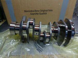 Kurbelwelle Mercedes OM642 3.0 CDI Crankshaft A6420302401 Original neu OVP