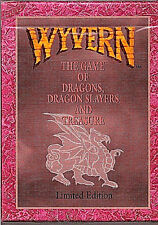 Wyvern 1994 Starter Deck  US Games CCG Game Factory Sealed new