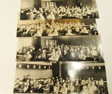 VINTAGE SCHOOL HOUSE CLASS ROOM PHOTOGRAPHS GREENVILLE OHIO HOME ROOM PHOTOS !!
