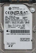 Hitachi HTS543212L9SA02 120GB P/N: 0A59332 MLC: DA2611 MAC 655-1515A