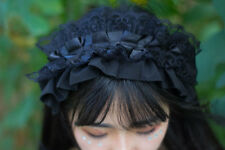 Japan Princess Lolita Gothic Lace Retro Hair Accessories Hairband Headband
