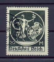 DR 138 II Bayern-Abschied 20 Mark gestempelt geprüft Weinbuch (ts172)
