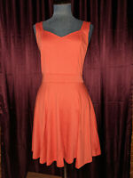 Living Doll Coral Dress Sz M NWT Closet244*