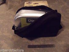 Emergency/Survival: Trangia #212 Aluminum Mess Kit Tin & Nylon Belt Pouch, BLK