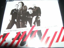 U2 Sometimes You Can Make It on Your Own (Australia) 2 Track CD Single Like New