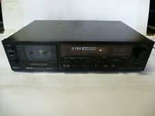 Denon Dr-M11 Single Deck Cassette Player - Made in Japan Tested