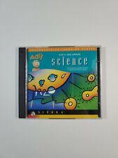 Adis 2nd and 3rd Grade Science Cd-Rom 2 Cds 1995 Windows Pc