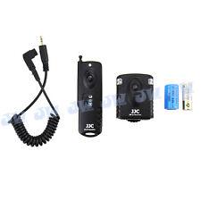 JJC Wireless Shutter Remote Controller for SONY A77II A99 A57 A35 A37 A100 A850