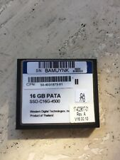 SSD-C16G-4500 Western Digital SiliconDrive II 16 GB ATA-66 (PATA) CompactFlash