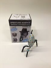 Portal 2 Series IV 4 - Closed Sprinkles Turret - NECA WizKids Valve
