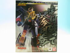 Super Robot Chogokin The Brave Express Might Gaine Black Might Gaine Bandai