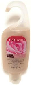 Avon Naturals Cocoa Rose Body Wash Shower Gel Women 5 fl oz 150 ml Discontinued