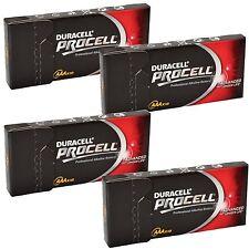 40 (4x10) Duracell Procell Professional Alkaline Aaa Advanced 2020, Lr03