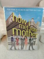 How I Met Your Mother (DVD) Season 6 - Widescreen - BRAND NEW & SEALED!