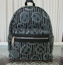 Disney Parks Loungefly Nightmare Before Christmas Jack Mini Backpack Nwt