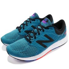 New Balance MZANTBY4 2E Wide Fresh Foam Blue Black Men Running Shoes MZANTBY42E