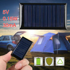 Mini Solar Panel Power Module For Battery Cell Phone Charger DIY Polysilicon