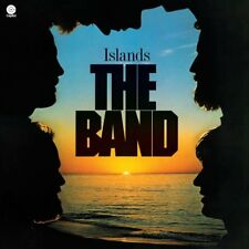 THE BAND Islands Vinyl LP NEW & SEALED