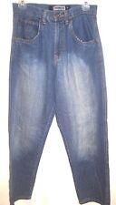 Roadblock Boys Blue Jeans Denim Size 16 Regular
