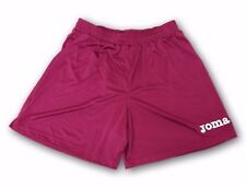 JOMA Shorts Nobel Burgundy New With Tags Youth Size Large 100% Polyester